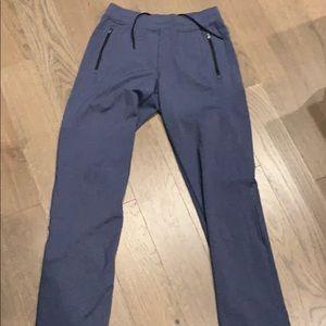 Men's Lululemon sweatpants size M - Blue